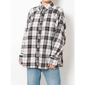 パイピングドルマンシャツ(ブラック)