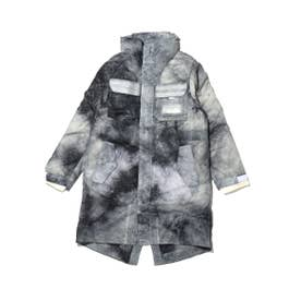 AS M J 23ENG OTW PARKA AOP (WHITE)