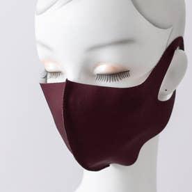 『2枚セット』銅マスク【返品不可商品】 (ワインレッド)