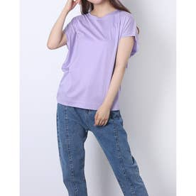 ゆるTシャツ (紫)