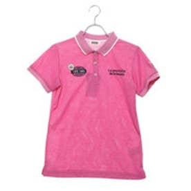 レディース ゴルフ 半袖シャツ KO-1H2059P (ピンク)