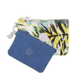 DUO POUCH (Bright Palm)