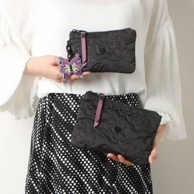 ANNA SUI DUO POUCH (Butterfly Qlt)