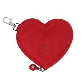 HEART POUCH KH (Lipstick Red)