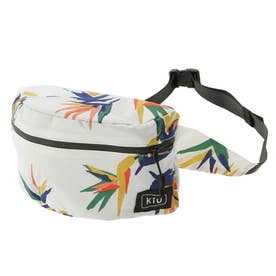 WATERPROOF BODY BAG MINIウォータープルーフボディバッグミニ (K66-157.南国花鳥OF)