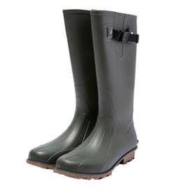 ロング レインブーツ LONG RAIN BOOTS (K83-906.カーキ)