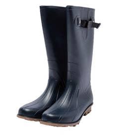 ロング レインブーツ LONG RAIN BOOTS (K83-910.ネイビー)