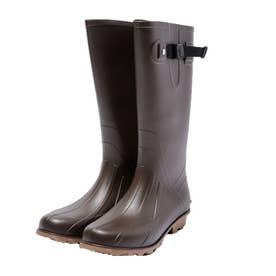 ロング レインブーツ LONG RAIN BOOTS (K83-912.ブラウン)