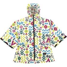 Kiu k71m Sleeve Rain Poncho For Kids (K71-124.キャンプ)