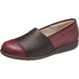女性用 水に浮くほど軽い!お客様の声から生まれたふわふわなシューズ L159 婦人靴 レディース (ワイン)