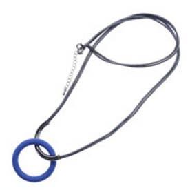 リングトップネックレス (ブルー)