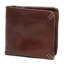 2つ折り財布 / WALLET (チョコ)