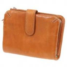 2つ折り財布 / WALLET (キャメル)