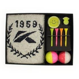ユニセックス ゴルフ ボールギフト KGS-1720G5 ギフトセット KGS-1720G5
