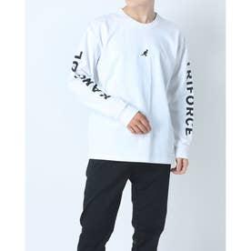 メンズ 長袖Tシャツ KG-9C1131TL (ホワイト)