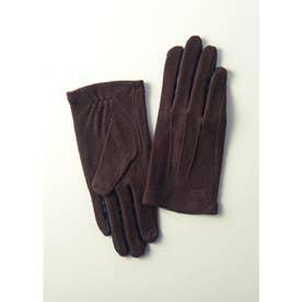 紳士縫手袋 (Dブラウン)