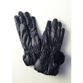 ポリエステル手袋 (グレー)