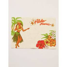 【kahiko】Hawaiian ジュートプレイスマット カラフル