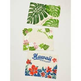 【kahiko】Hawaiian ジュートプレイスマット グリーン