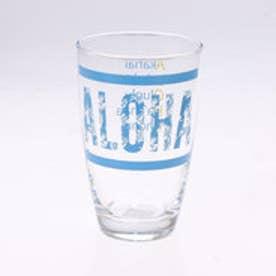 【kahiko】ALOHA パームリーフグラス ブルー