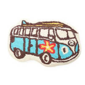 【kahiko】サーフィンバスマット ブルー