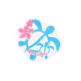 【Kahiko】カットワークホヌコースター ブルー