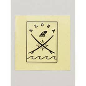 【Kahiko】Hawaiian Sticker アロハサーフステッカー ブラック