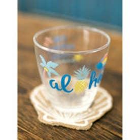 ★【Kahiko】aloha レインボーグラス ブルー