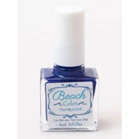【Kahiko】Beach Color Nail Polish ビーチカラーネイル マニキュア ダークブルー