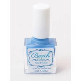 【Kahiko】Beach Color Nail Polish ビーチカラーネイル マニキュア ブルー
