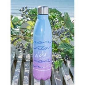 【Kahiko】Alohaウェーブステンレスボトル ブルー