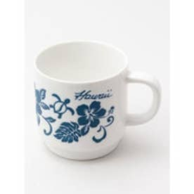 【Kahiko】クラシックホヌマグカップ ホワイト