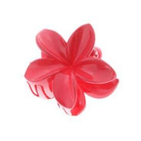 ◆【kahiko】プルメリアヘアクリップ ピンク