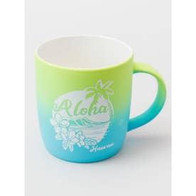 【Kahiko】Aloha グラデーションマグ ミント