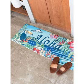 【Kahiko】ハワイアンPVCマット LONG その他4