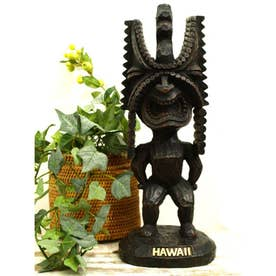 【kahiko】Ancient Hawaiian TIKI FIGURINE(L size) その他7