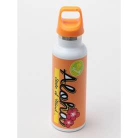 【Kahiko】Aloha ハイビスカスボトル オレンジ