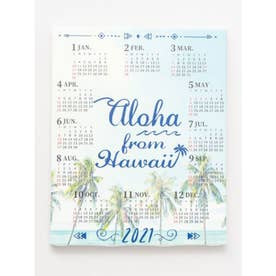 【Kahiko】2021年 Hawaiianフォトボードカレンダー その他1