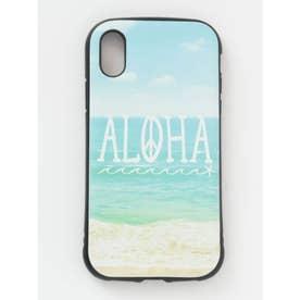 【Kahiko】iPhoneX/XS 兼用タフケース ハワイアンプリント Hybrid Tough Case その他5