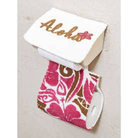 【Kahiko】ハワイアンさがら刺繍トイレットペーパーホルダー その他1