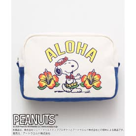 【Kahiko】SNOOPY スヌーピー アートボックスポーチ その他3