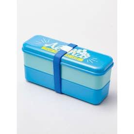 【Kahiko】Alohaスリムランチボックス ブルー