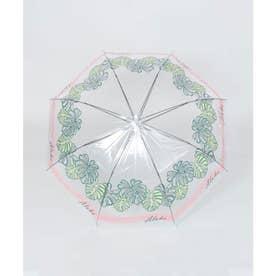 【Kahiko】モンステラレイビニール傘 グリーン系その他