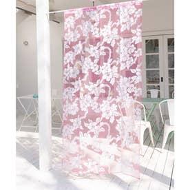 【Kahiko】アロアロオパールカーテン ピンク