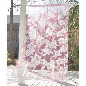 【Kahiko】アロアロオパールカーテン LONG ピンク