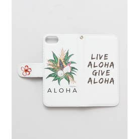 【Kahiko】LIVE ALOHA GIVE ALOHA PROJECT チャリティスマホケース手帳型 iPhone7/8/SE(第二世代 その他1