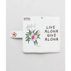 【Kahiko】LIVE ALOHA GIVE ALOHA PROJECT チャリティスマホケース手帳型 iPhone7/8/SE(第二世代 その他2