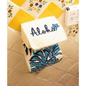 【Kahiko】ハワイアンさがら刺繍トイレットペーパーホルダー その他5
