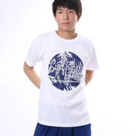 【Kahiko】Surf Aloha ロゴメンズTシャツM ホワイト