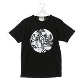 【Kahiko】Surf Aloha ロゴメンズTシャツM ブラック